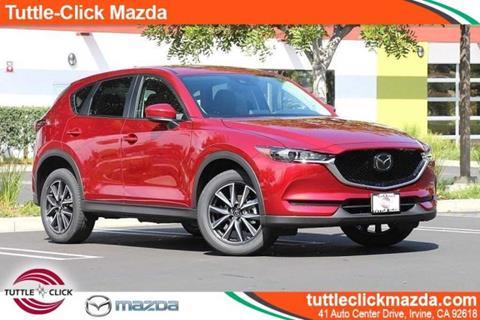 2018 Mazda CX-5 for sale in Irvine, CA