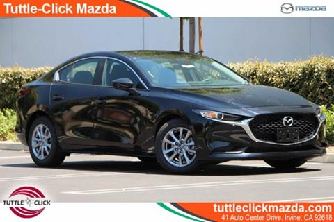 2019 Mazda Mazda3 Sedan for sale in Irvine, CA