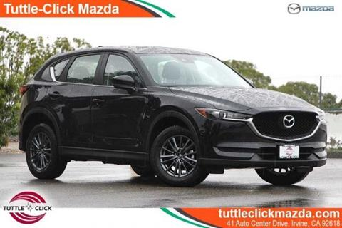 Tuttle Click Mazda >> 2019 Mazda Cx 5 For Sale In Irvine Ca