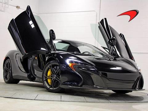 2015 McLaren 650S Spider for sale in Addison, IL
