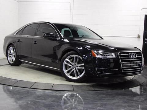 2015 Audi A8 for sale in Addison, IL