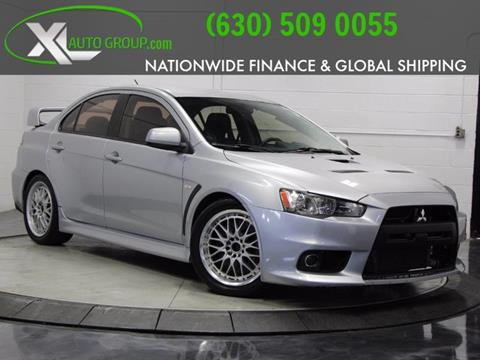 2010 Mitsubishi Lancer Evolution for sale in Addison, IL