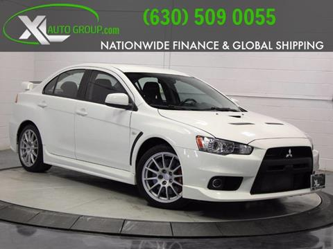 2008 Mitsubishi Lancer Evolution for sale in Addison, IL