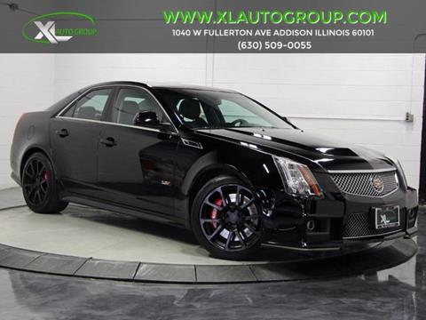 2014 Cadillac CTS-V for sale in Addison, IL