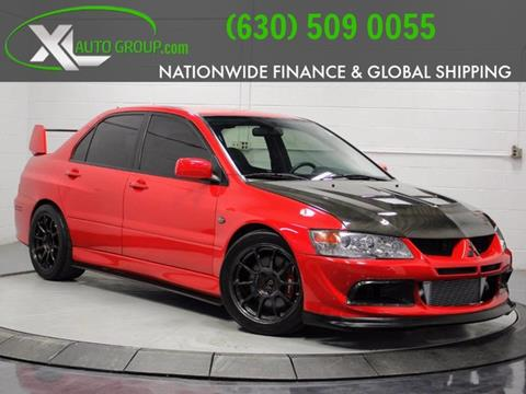 2005 Mitsubishi Lancer Evolution For Sale In Addison, IL
