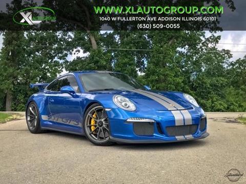 2014 Porsche 911 for sale in Addison, IL
