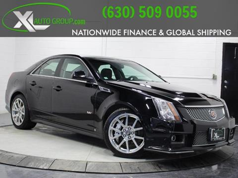 calgary sale used mitula in cts sedan cadillac cars v for