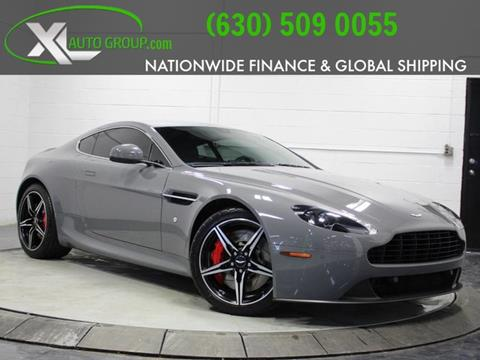 2016 Aston Martin V8 Vantage For Sale In Addison, IL