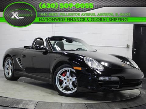 2008 Porsche Boxster for sale in Addison, IL