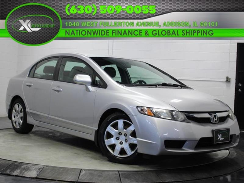 2010 Honda Civic For Sale At XL Auto Group In Addison IL