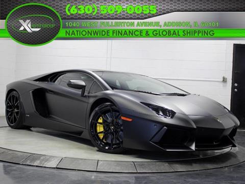 2015 Lamborghini Aventador For Sale In Addison, IL