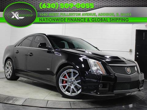 2014 Cadillac Cts V For Sale In Illinois Carsforsale Com