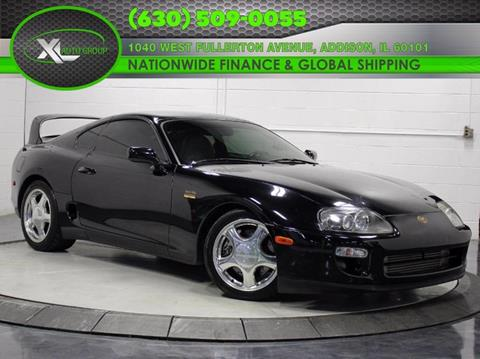 Used 1997 Toyota Supra For Sale In Evansville In Carsforsale Com