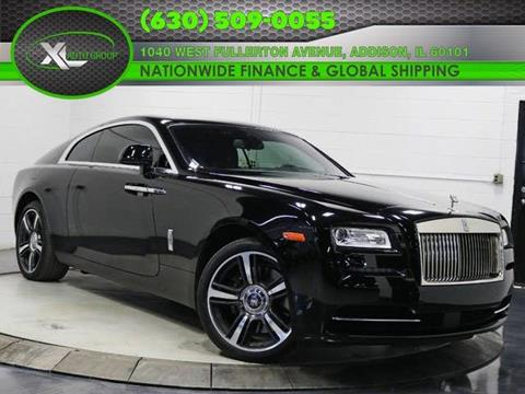 2016 Rolls-Royce Wraith for sale in Addison, IL