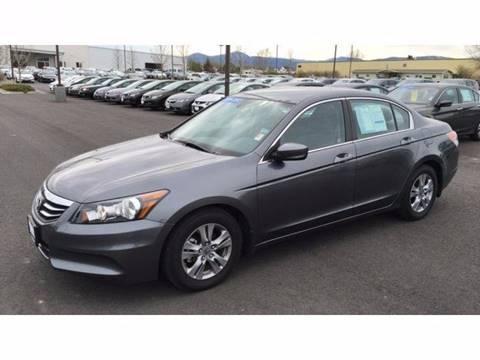 2012 Honda Accord for sale in Bozeman, MT