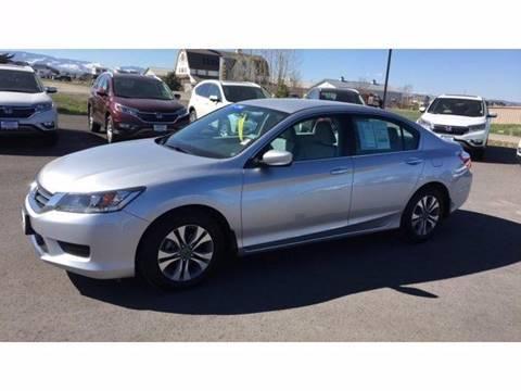2014 Honda Accord for sale in Bozeman, MT