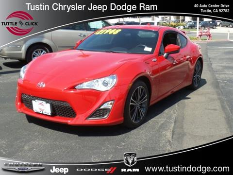 2016 Scion FR-S for sale in Irvine, CA