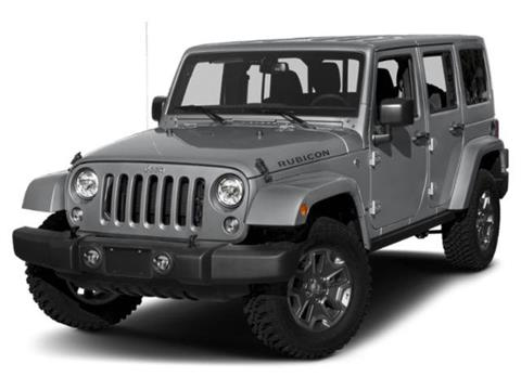 2018 Jeep Wrangler Unlimited for sale in Irvine, CA