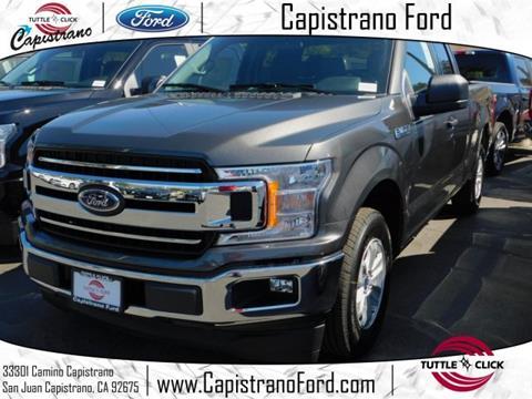 2018 Ford F-150 for sale in San Juan Capistrano, CA