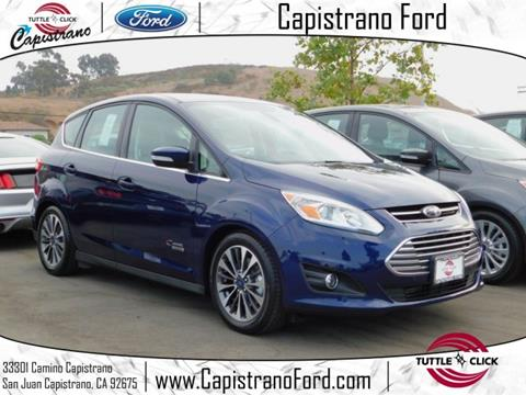 2017 Ford C-MAX Energi for sale in San Juan Capistrano, CA