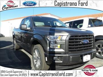 2017 Ford F-150 for sale in San Juan Capistrano, CA