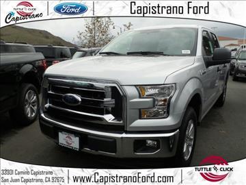 2017 Ford F-150 for sale in San Juan Capistrano, CA