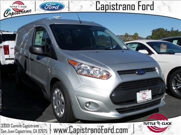 2017 Ford Transit Connect Cargo for sale in San Juan Capistrano, CA