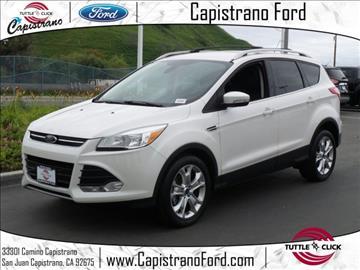 2014 Ford Escape for sale in San Juan Capistrano, CA