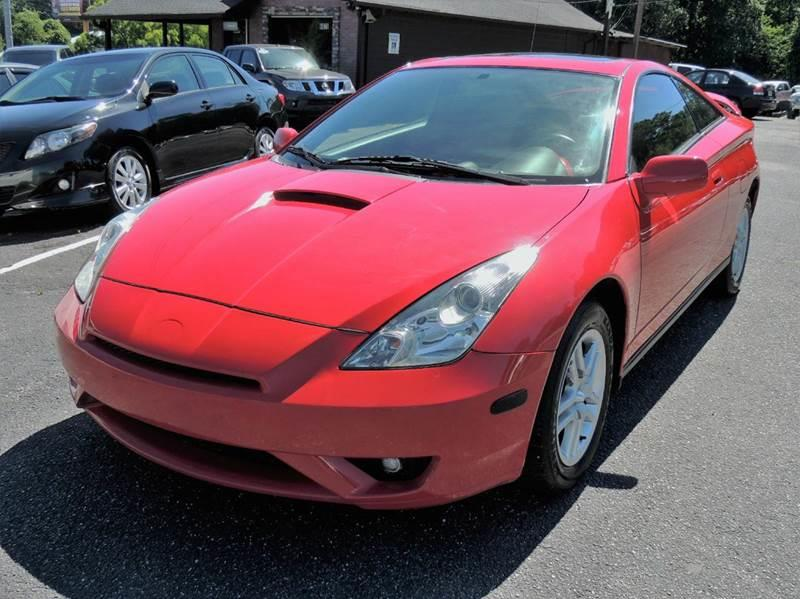 2004 Toyota Celica For Sale At Keen Motors In Alpharetta GA