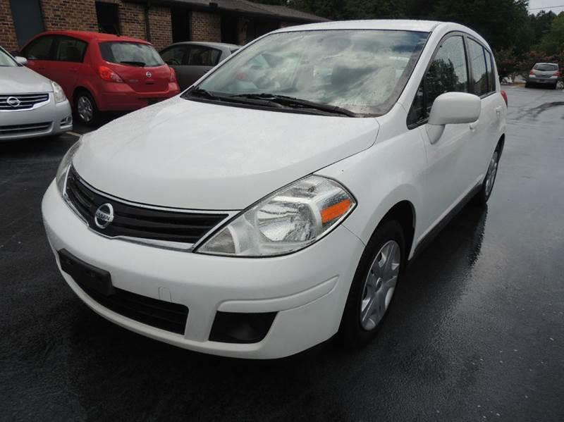 2012 Nissan Versa For Sale At Keen Motors In Alpharetta GA