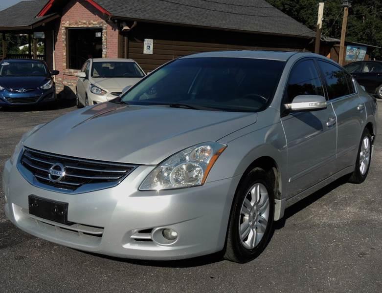 2012 Nissan Altima For Sale At Keen Motors In Alpharetta GA