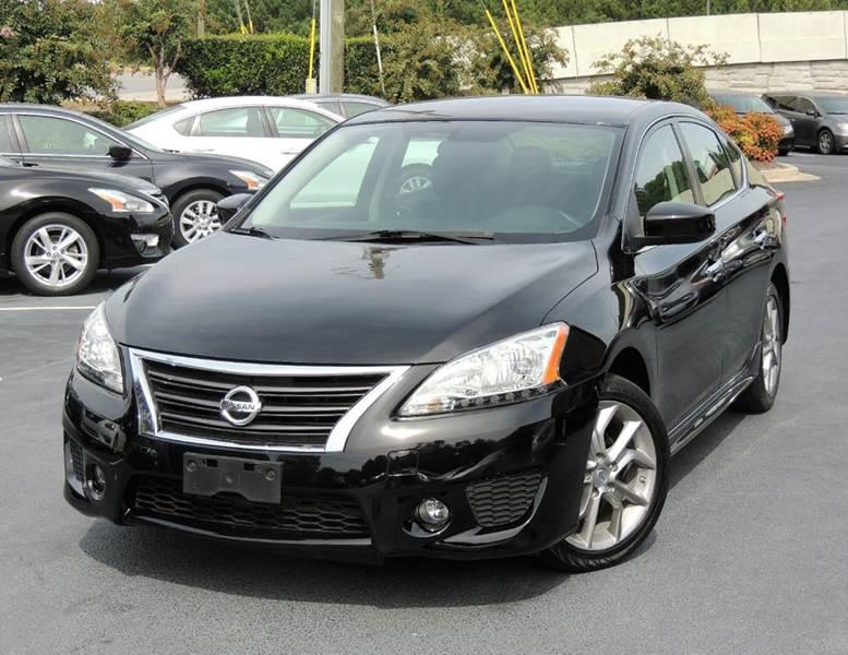 2013 Nissan Sentra For Sale At Keen Motors In Alpharetta GA
