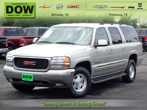 2004 GMC Yukon XL for sale in Mineola, TX