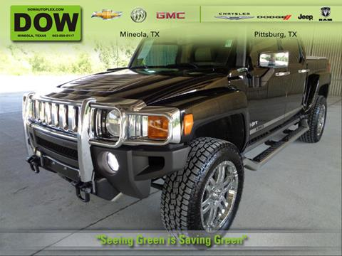 2009 HUMMER H3T for sale in Mineola, TX