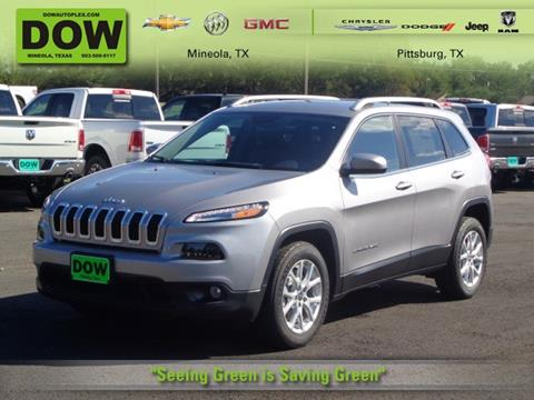 2018 Jeep Cherokee for sale in Mineola, TX
