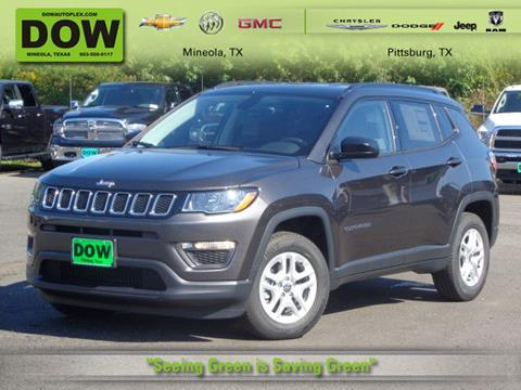 2018 Jeep Compass for sale in Mineola, TX