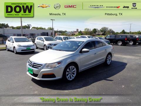 2011 Volkswagen CC for sale in Mineola, TX