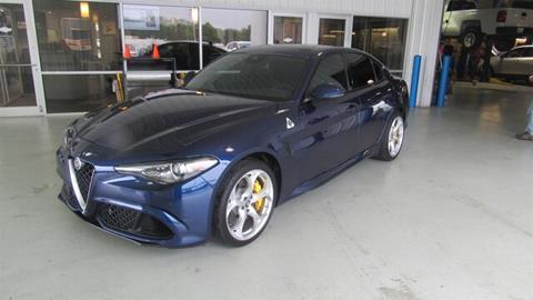 2018 Alfa Romeo Giulia Quadrifoglio for sale in Mineola, TX