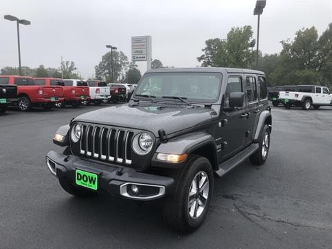 2019 Jeep Wrangler Unlimited for sale in Mineola, TX
