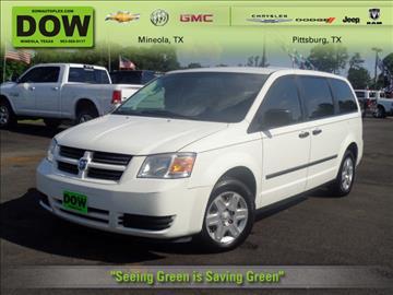 2008 Dodge Grand Caravan for sale in Mineola, TX