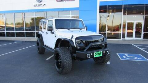 2015 Jeep Wrangler Unlimited for sale in Mineola, TX