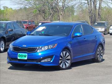 2013 Kia Optima for sale in Mineola, TX