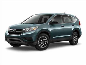 2016 Honda CR-V for sale in Lancaster, MA