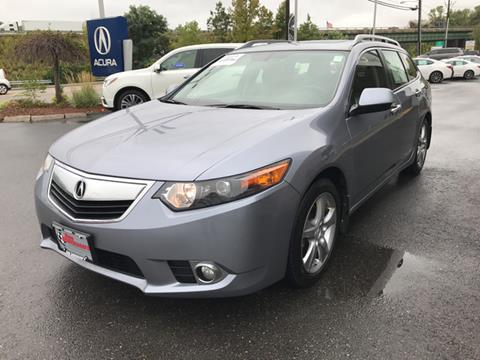 2014 Acura TSX Sport Wagon for sale in Auburn, MA