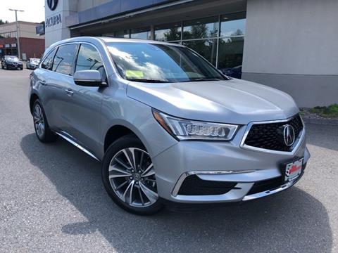 2018 Acura MDX for sale in Auburn, MA