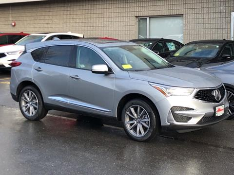 2019 Acura RDX for sale in Auburn, MA