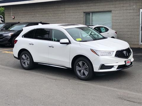 2020 Acura MDX for sale in Auburn, MA