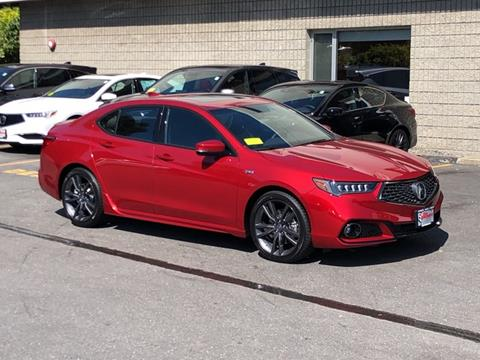 2020 Acura TLX for sale in Auburn, MA