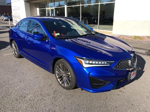 2019 Acura ILX for sale in Auburn, MA