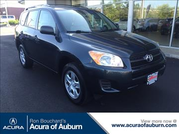 2010 Toyota RAV4 for sale in Auburn, MA